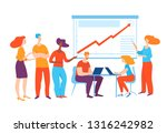 vector illustration with... | Shutterstock .eps vector #1316242982