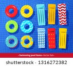 top view vector collection of...   Shutterstock .eps vector #1316272382