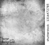 wall vector grunge texture | Shutterstock .eps vector #1316472785