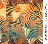 african geometric pattern ...   Shutterstock .eps vector #1316528942