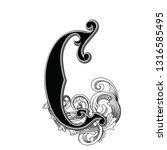 vector illustration of...   Shutterstock .eps vector #1316585495