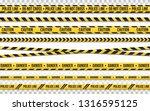 police line do not cross...   Shutterstock .eps vector #1316595125