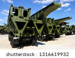 Military Mechanized Bridges In...