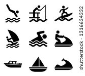 Sea And Water Sports Or...
