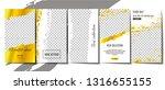 set of stories temlate design... | Shutterstock .eps vector #1316655155
