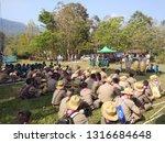 chiang mai thailand   18... | Shutterstock . vector #1316684648