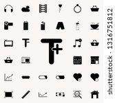 increase font icon. web icons...