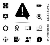 notification icon. web icons...