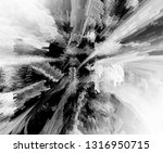 abstract 3d rendered... | Shutterstock . vector #1316950715