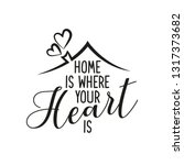Home Is Where Your Heart Is  ...