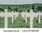 Military Cemetery In Verdun ...