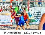 cadiz  spain   july 19 ...   Shutterstock . vector #1317419435
