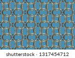 abstract classic golden pattern....   Shutterstock .eps vector #1317454712