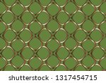abstract classic golden pattern....   Shutterstock .eps vector #1317454715