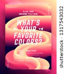 modern abstract cover design...   Shutterstock .eps vector #1317543032