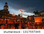 at madrid   spain   on february ... | Shutterstock . vector #1317557345