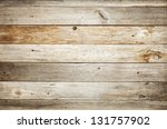 rustic weathered barn wood... | Shutterstock . vector #131757902
