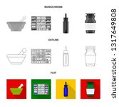vector design of retail and... | Shutterstock .eps vector #1317649808
