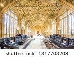 oxford  uk   september 12  2017 ... | Shutterstock . vector #1317703208