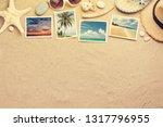 travel vacation background...   Shutterstock . vector #1317796955