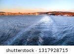 oslo fjord as tourist interest...   Shutterstock . vector #1317928715