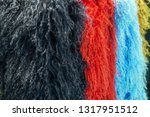 samples of different color of... | Shutterstock . vector #1317951512