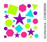 party   playful pattern design... | Shutterstock .eps vector #1318038008