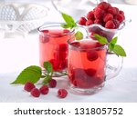 Summer Raspberry Cold Drink ...