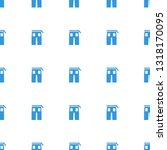 pants icon pattern seamless... | Shutterstock .eps vector #1318170095