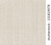 light canvas texture seamless | Shutterstock .eps vector #131819078