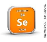 selenium material on the...   Shutterstock . vector #131832296