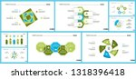creative business infographic... | Shutterstock .eps vector #1318396418