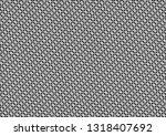 batik vector interconnected... | Shutterstock .eps vector #1318407692
