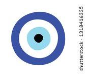 greek evil eye vector   symbol...   Shutterstock .eps vector #1318416335