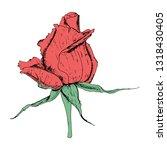 vector illustration in the form ...   Shutterstock .eps vector #1318430405