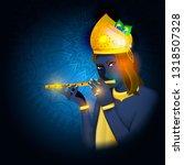 vector illustration concept of... | Shutterstock .eps vector #1318507328
