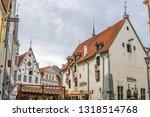 tallinn  estonia   september 10 ... | Shutterstock . vector #1318514768
