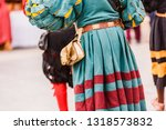 detail of the actors' costumes...   Shutterstock . vector #1318573832