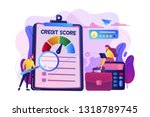 tiny people analysts evaluating ...   Shutterstock .eps vector #1318789745