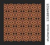 laser cutting interior panel.... | Shutterstock .eps vector #1318849025