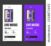live music ticket booking app...