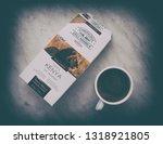 gomel  belarus   february 10 ... | Shutterstock . vector #1318921805