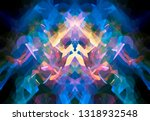 beautiful colorful background...   Shutterstock . vector #1318932548