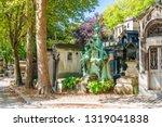 paris  france   september 09 ...   Shutterstock . vector #1319041838