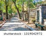 paris  france   september 09 ...   Shutterstock . vector #1319042972