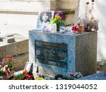 paris  france   september 09 ...   Shutterstock . vector #1319044052