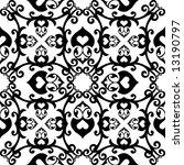 ornate pattern | Shutterstock .eps vector #13190797