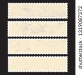 postage stamps in grunge style. ... | Shutterstock .eps vector #1319087372