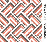 seamless geometric pattern with ... | Shutterstock .eps vector #1319125532