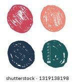 round marker backgrounds | Shutterstock .eps vector #1319138198